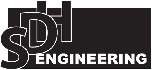SDH Engineering logo